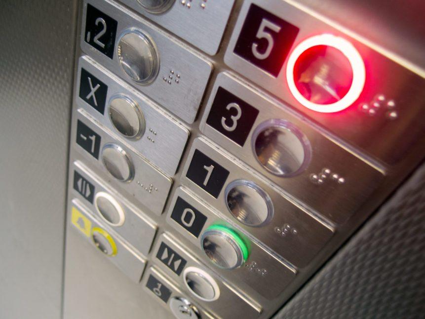 Elevator Inside